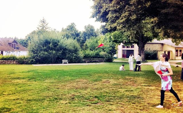 Yard Darts tossing game